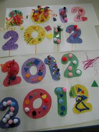 mrs russell u0027s class new year craft and 2 giveaways