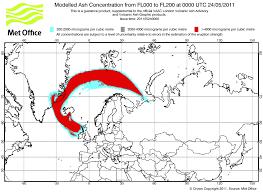Pavlof Volcano Map Volcanic Eruption Fire Earth