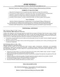 technician resume example unforgettable automotive technician