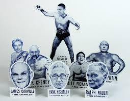 presidential wrestling ornaments dudeiwantthat com