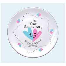 15th wedding anniversary gifts 15th wedding anniversary gift ideas uk imbusy for