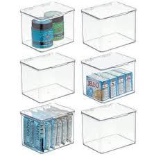 kitchen food storage pantry cabinet mdesign plastic stackable kitchen pantry cabinet or
