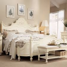 westhampton victorian bed in antique white and posh inspiration 1