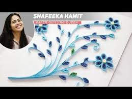 paper quilling birds tutorial quilled birds designs for wall decorations paper quilling art