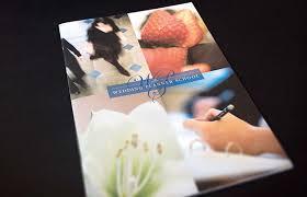 wedding planner school the wedding planner school prospectus on behance