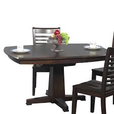 Winners Only DS Santa Fe Pedestal Dining Table With Butterfly - Dining room table with butterfly leaf