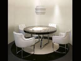 Decoro Leather Sofa by Nella Vetrina Rugiano Decoro 4023 Upholstered Dining Table