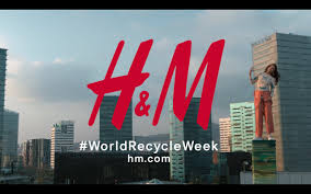 yanis marshall arnaud and mehdi joins h m for world recycle week