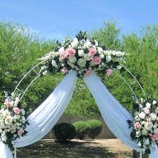 wedding arches uk metal garden arches with gates uk satuska co beautiful garden