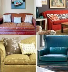 peinture pour canapé en tissu décoration salon gris tout pratique