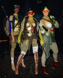 Ninja Turtle Halloween Costume Girls Popular Halloween Costumes Glamour