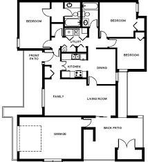housing floor plans c pendleton officer housing floor plans house design plans