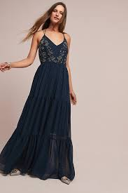 maxi dress lucinda beaded maxi dress anthropologie
