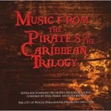 music pirates caribbean trilogy potc wiki