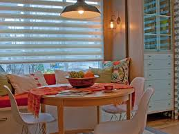 eclectic dining room sets cozy dining and living rooms jil sonia mcdonald hgtv