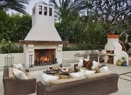 Outdoor Fireplace Accessories - outdoor fireplace burntech vista oceanside carlsbad