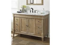 48 inch bathroom vanities with double sinks