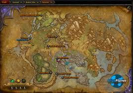 Stormwind Map Legion Guide Suramar Teleporter Network Map Blizzplanet Warcraft