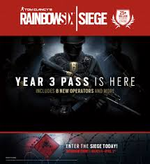 ubisoft announces year 3 ubisoft announces the line up of editions for tom clancy s rainbow