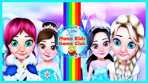 ice prencess doll house games baby doll house games for girls