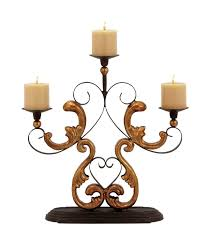 baroque accent candelabra candelabra centerpiecescandelabra