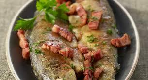 cuisiner truite enti鑽e 25 recettes délicieusement iodées avec de la truite cuisine actuelle