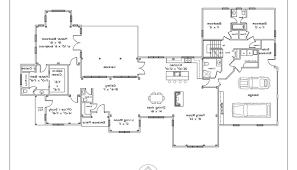 1 story open floor plans single story bedroom house plan best four open floor plans one