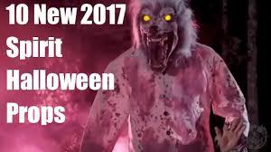 spirit halloween decorations 10 new 2017 spirit halloween props 10 creepy spirit halloween