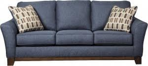 ashley furniture janley sofa ashley furniture janley livingroom set in denim local furniture outlet