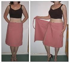 wrap around pink wrap around skirt by s e o on deviantart