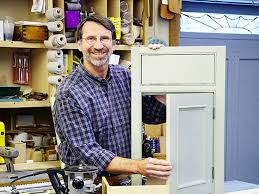 kitchen cabinets workshop norm abram heads for the kitchen orange county register