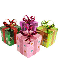 amazing deal on 6 gift box shatterproof