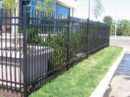 aegis plus commercial fence ornamental steel fence ameristar