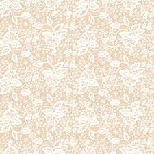 white lace seamless white lace pattern on beige background royalty free