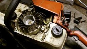 stihl chainsaw repair part 1 youtube