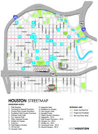 Street Map Of Boston by Houston Maps U0026 Transportation Airports U0026 Directions