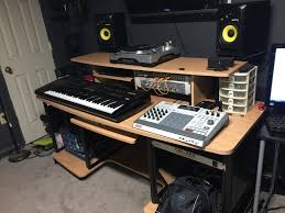 Build Studio Desk by Studio Rta Producer Station Musician U0027s Friend