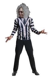 beetlejuice costume mens beetlejuice costume kit costume zoo