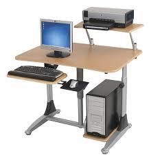 innovative portable computer desk adjustable rolling portable