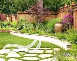 Backyard Corner Landscaping Ideas Corner Driveway Landscaping Ideas Simple Landscaping For Large