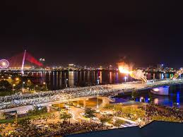 Riverside Light Show by Best Price On Da Nang Riverside Hotel In Da Nang Reviews