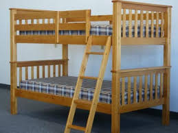 Pine Bunk Beds Design For Kids Bedroom - Pine bunk bed