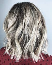 how to balayage on medium length hair 40 most flattering medium length hairstyles for thin hair style