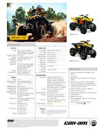 2012 outlander 1000 and renegade 1000 page 11 can am atv forum