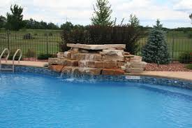 freeform with slide swimming pool services