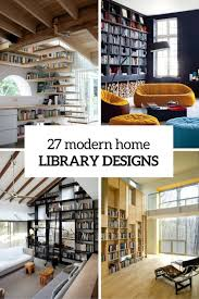 Home Library Ideas 27 Modern Home Library Designs That Stand Out Digsdigs