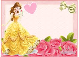 disney belle background frame clipart bbcpersian7 collections