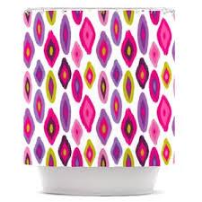 moroccan shower curtain wayfair