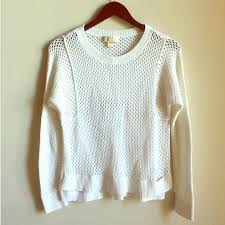 michael kors sweaters buy michael kors sweaters white off64 discounted