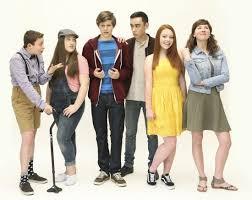the social cast all teen cast rocks 13 the musical starting tonight inside